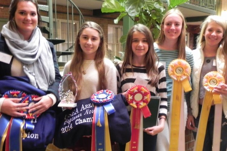 RHPC kids excel in USEA finals!